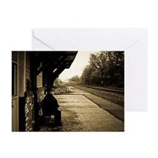 Remermbering Days Gone Greeting Cards (Pk of 10)