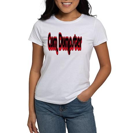 Cum Dumpster T Shirt 66