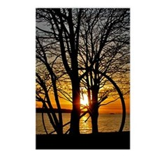 Sunset Through Art Postcards (Package of 8)