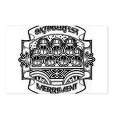 OKtoberfest Best Postcards (Package of 8)