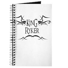 King Ryker Journal