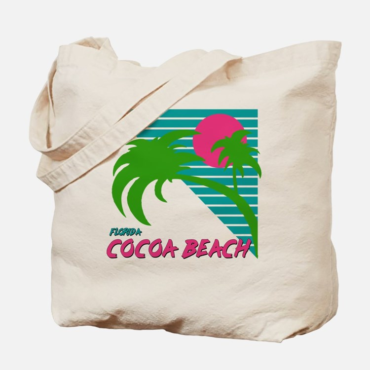 Cute Cocoa beach%2c florida Tote Bag