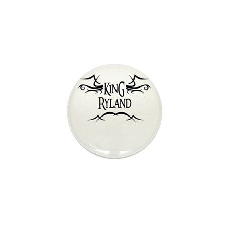 King Ryland Mini Button (10 pack)