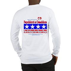 Republicrat or Demoblican: Do Long Sleeve T-Shirt