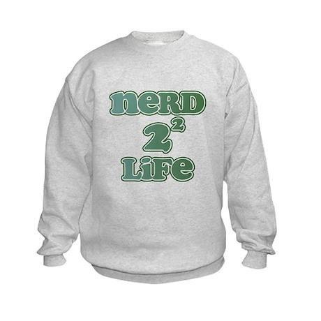 Nerf 4 Life Geek Kids Sweatshirt