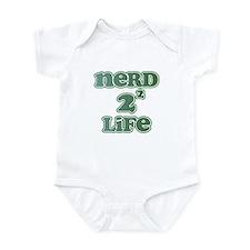 Nerf 4 Life Geek Infant Bodysuit