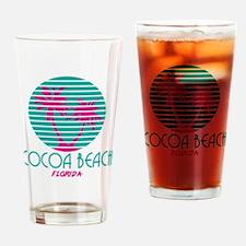 Unique Souvenir Drinking Glass