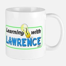 Learning with Lawrence Mug