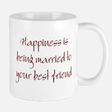 Happiness Is Small Small Mug