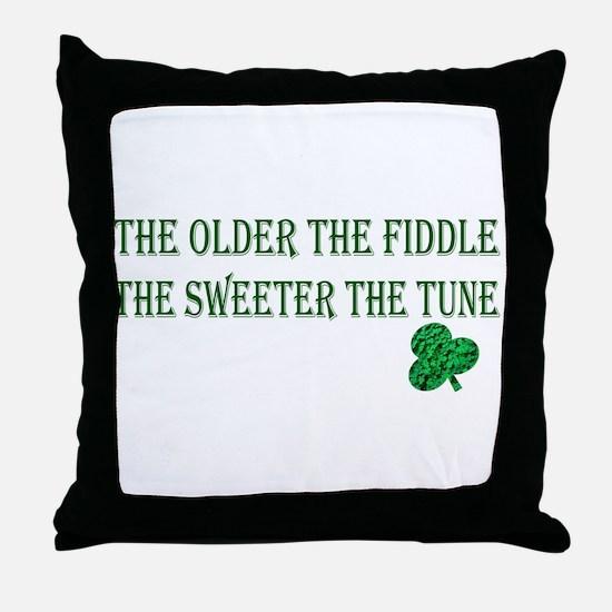 Irish saying ..  Throw Pillow