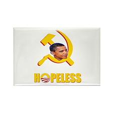 Anti Obama T-Shirts Rectangle Magnet