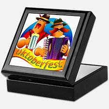 OKtoberfest Best Keepsake Box