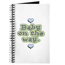 Baby On The Way Journal