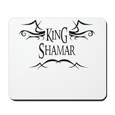 King Shamar Mousepad