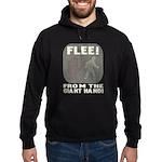 FLEE! Hoodie (dark)