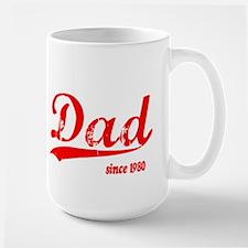Dad since 1980 Mug