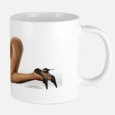 Cute Ebonics 20 oz Ceramic Mega Mug