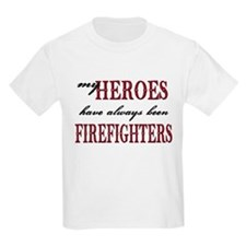 My Heroes have always been Fi T-Shirt