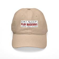 Eat Sleep Play Baseball Baseball Cap
