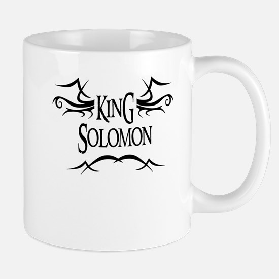 King Solomon Mug