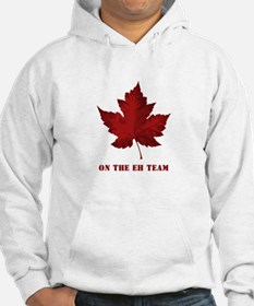 On the EH Team! Oh Canada! Jumper Hoody