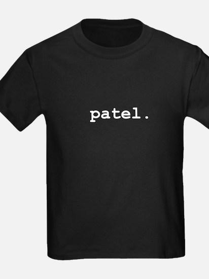 Patel Period Kids T-Shirt