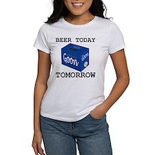 Beer Today, Goon Tomorrow Tee