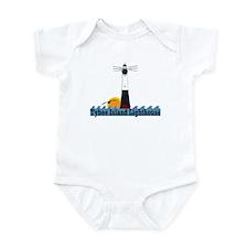 Tybee Island GA Infant Bodysuit