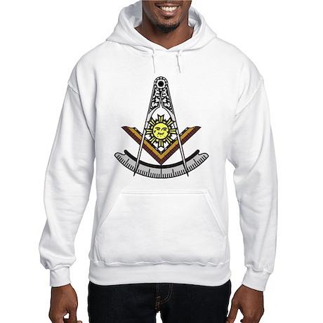 Past Master's Hooded Sweatshirt