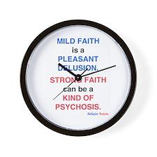 FAITH Wall Clock