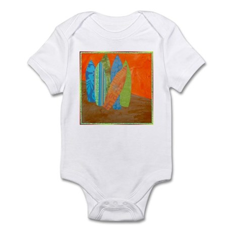 Hawaiian Infant Bodysuit