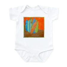 Hawaiian Infant Bodysuit
