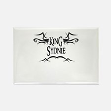King Sydnie Rectangle Magnet
