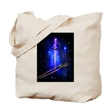 The Star Ghost Tote Bag