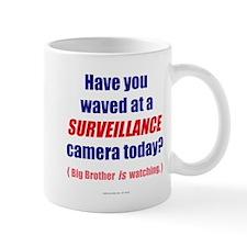 Surveillance Camera Mug