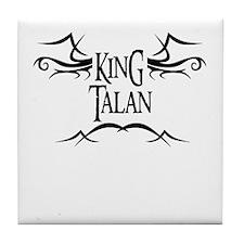 King Talan Tile Coaster