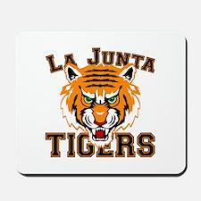 La Junta Tigers Mousepad