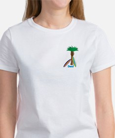 Palm Trees and Surf Boards Tee - Dani