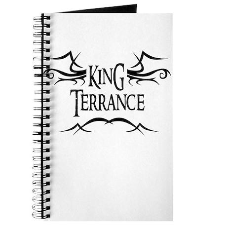 King Terrance Journal