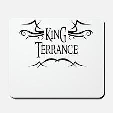 King Terrance Mousepad