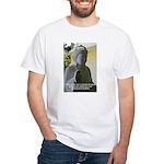 Eastern Philosophy: Buddha White T-Shirt