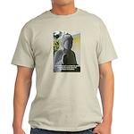 Eastern Philosophy: Buddha Ash Grey T-Shirt