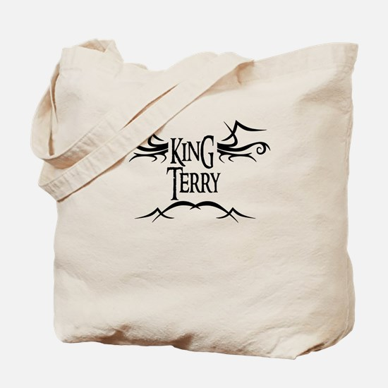 King Terry Tote Bag