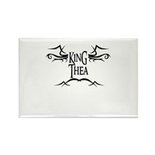 King Thea Rectangle Magnet