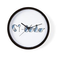 CI-Borg Wall Clock