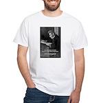 Truth Existentialist Kierkegaard White T-Shirt