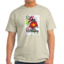Flower Vietnam T-Shirt