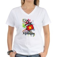 Flower Vietnam Shirt