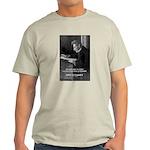 Truth Existentialist Kierkegaard Ash Grey T-Shirt