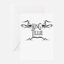 King Tillie Greeting Cards (Pk of 10)